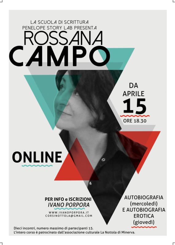 Scrittura autobiografica Campo online